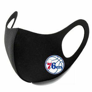 Philadelphia 76ers Face Mask - Washable Face Mask